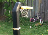 Nice Basketball Net For Children Good Condition