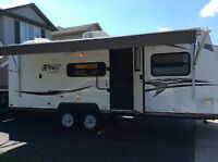BEAUTIFUL NEW TRAILER TO RENT THIS FALL/AND I DELIVER TO YOU!!!