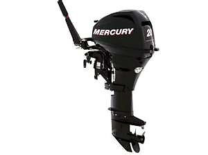 MERCURY OUTBOARD 20 HP ELH
