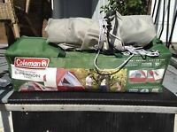 Coleman River Gorge 6 Person Tent W/Carry Bag (Used Once)