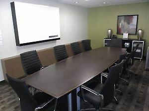 Modern & Professional Boardroom with everything you need!