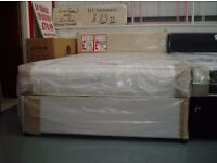 King Size Bed 4 Drawer Highlander Set BRAND NEW with Warranty