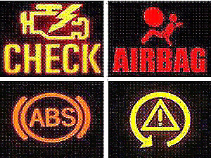 CHECK ENGINE ABS AIRBAG SCAN $10