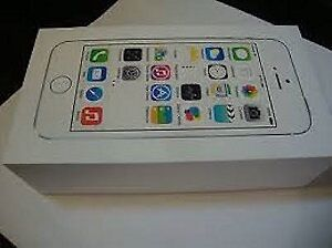 Silver White iPhone 5S Unlocked 16GB Brand New in Box