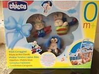 CHICCO COT MOBILE PILOTS IN THE SKY