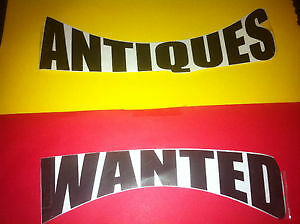 VINTAGE ITEMS WANTED__ CALL BEFORE YOU SELL