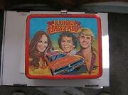 Dukes of Hazzard Lunch Box