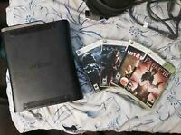 250 GB Xbox 360 and Games