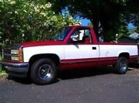 88-93 Chevy/GMC Pickup Wanted