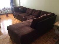 Sofa modulaire à vendre