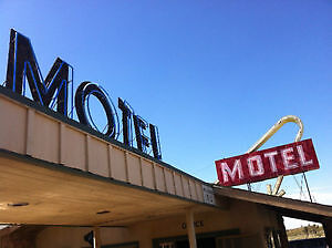 Motel for sale by owner in Niagara falls.