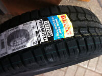 Four 195 / 65 R15 Pirelli Winter Ice Control Snow / Winter tires