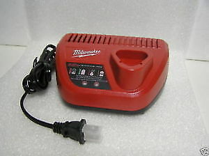 Milwaukee M12 Battery Charger  Brand New