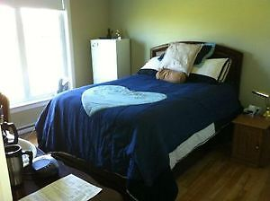 Private Upstairs Bathroom and Bedroom In Gorgeous Shediac River