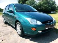 Ford focus immaculate condition