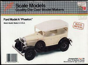 Cast Model Car Kit