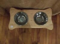 Pet Food/Water Dish