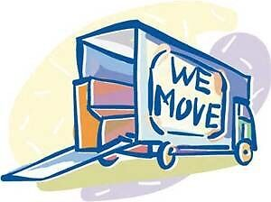 40$ MOVING AND DELIVERY FULLY INSURED BEST REVIEWS