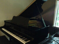 Wurlitzer Grand Piano