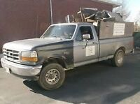 Garbage Removal,Tree and stump removal,Demolition (663-5590)