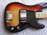 Vintage Fender Precision Bass