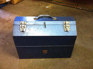 WANTED: Beach Industries tool box