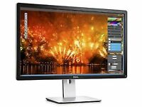 High Quality Professional Dell 4k 60Hz IPS Monitor with high PPI 24'' Perfect for Macbook or PC