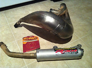KTM 250sx PRO CIRCUIT EXHAUST SYSTEM  ***NEW PRICE 140**