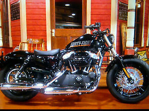 Harley Sporster 1200 Forty Eight
