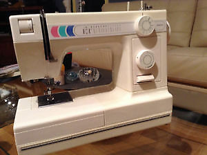 janome sewing machine model 344 LX in excellent condition