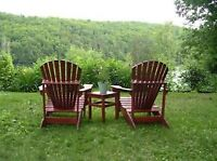 Chalet à louer /Cottage for Rent 35 minutes d'/from Ottawa