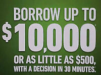 Financially stuck? Creditors Calling?  Stuck in a payday loan?