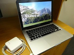 MacBook pro 13'',Intel Dual ,4GB RAM,250GB HD,OS El Capitan