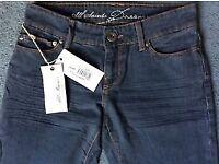 Brand New All Saints DREAMER MILTON Super Skinny Jeans,26, RRP £90