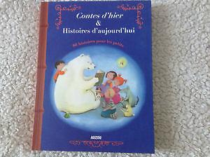 livre contes d'hier histoires d'aujourd'hui