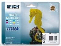 For Sale EPSON TO487 Multipack printer ink