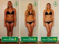 Toxic Cleanse = safely losing 8+ lbs of fat in 10 days *save $50