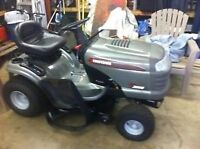 42 Cut Craftsman Lawntractor in Mint Condition For Sale