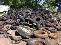Free Scrap Tire Drop Off At 20 Rothsay Ave Kitchener