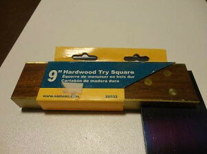 "9"" Hardwood Try Square London Ontario image 2"