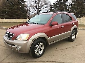 MUST SELL 2004 Kia Sorento EX SUV