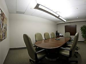 Prestigous Professional Meeting Rooms with everything you need!