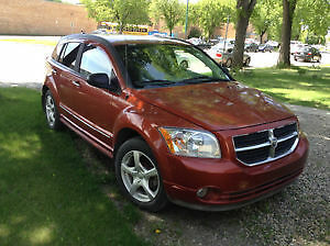 2007 Dodge Caliber RT AWD Loaded with Leather