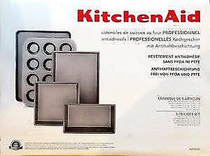 KitchenAid: Professional Non Stick 5 piece Bakeware Set