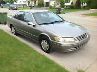 1999 Toyota Camry Berline/4 cyl automatique/ méc A1,tres propre