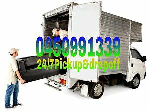 24/7 furniture pick up and drop off Strathfield Strathfield Area Preview