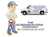 Window & Door Screen Repair/Replacement 613-612-5555