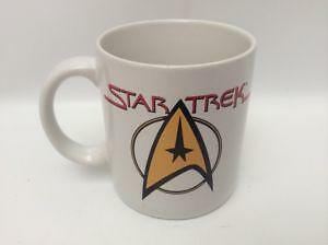 Pfaltzgraff Star Trek Mugs