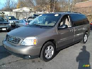 2005 Ford Freestar Minivan Van
