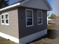 Renovated mini home for rent/or rent to own